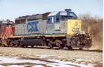CSX 8036 (ex-L&N 8036)