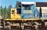 "CSX 8206 ""Spirit of Bush"""
