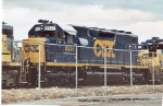 CSX 8337 YN3 (ex-Clinchfield)