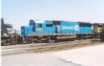 CSX 8671 in CR paint