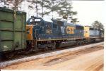 CSX 8673 (ex-CR 6767) YN3