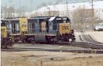 CSX 8974 YN3 retired (ex-CR/EL)