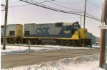 CSX 1537 (ex-C&O)