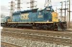 CSX 2443 (ex-L&N 2443)