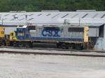 CSX 2663 YN2 (ex-L&N)