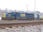 CSX 4599 (ex-CR) YN3
