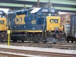 CSX 6013 YN3 (ex-B&O)