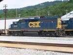 CSX 6346 YN3 (ex-SCL)