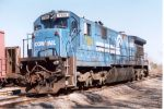 CSX's ex-CR Unit sits alone