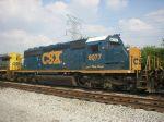 "CSX 8077 ""Col. Phillip Hooper"" (ex-L&N 8077)"