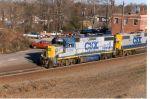 CSX 2704  (ex-SCL 6053)