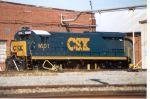 Waycross Locomotive Test Unit