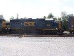 CSX 6091 (ex-B&O)
