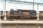 CSX 8027 (ex-L&N)