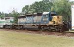 CSX 8093 (ex-SCL)