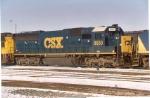 CSX 8650