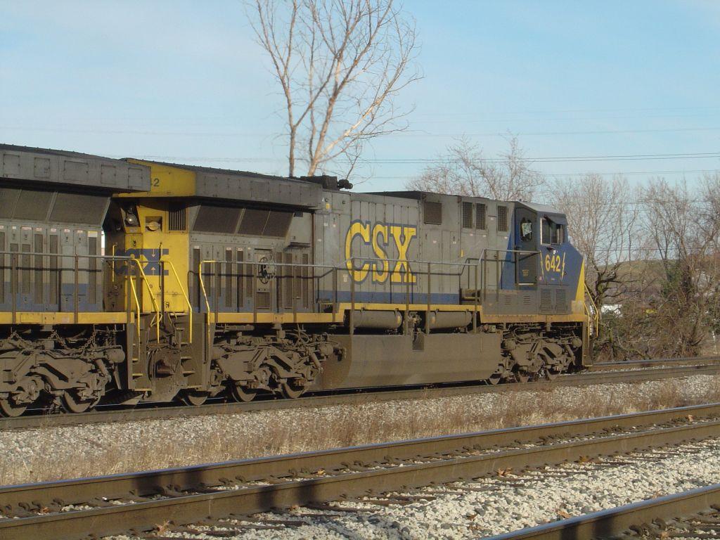 CSX 642