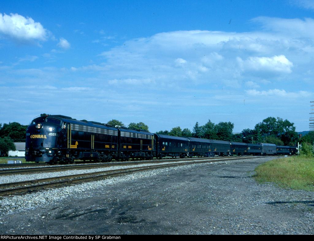 Conrail's OCS on the move