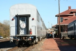 BNSF 40 With Oklahoma Centennial Drumhead