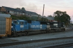 CQ 6776 (SD70Mac) NS Patch assist NS 8899 With this string of autoracks