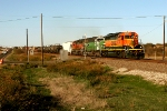 BNSF 6925, 9284, and 7155
