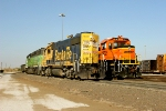 BNSF 2378 and BNSF 1232