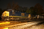 Q740 Tropicana Juice Train waits for a relief crew at St. Denis, MD