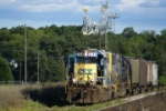 CSX 6144 Switching at Winder