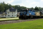 ex-CSX/CR973 leads to Toccoa