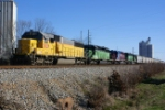 Complete HLCX Consist at Maysville Ga