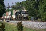 NS203 passes Belton signal