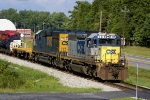 CSX Schnabel train at Appalachee Baptist Church