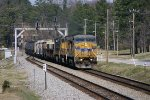 NS153 SB at Walters with UP Power