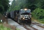 SB freight heading for Macon