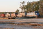 Power for EB freight