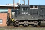 NS 8753 mishap details