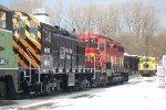 Railway Service Contractors (MJRX) inventory