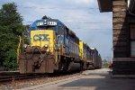 CSXT Train Q375