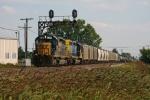 CSXT Train Q636