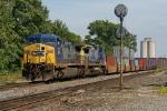 CSXT Train Q12304