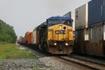 CSXT Train Q135