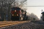 CSXT Train Q39528