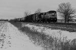 CSXT Train Q272
