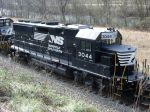 Newly Painted NS GP40-2
