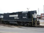 GP38-2 with CG notes