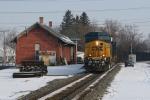 CSXT Train K18522