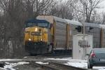 CSXT Train Q50723