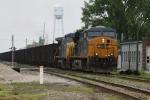 CSXT Train K18512