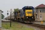 CSXT Train G00911
