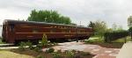 "PRR 7153 ""Nicholas Firestone"" at Peter Herdic Transportation Museum"